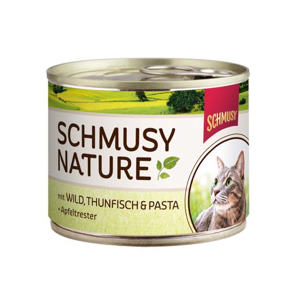 Schmusy Nature Katzenfutter Dosen, Bild 4