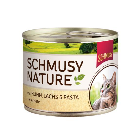 Schmusy Nature Katzenfutter Dosen, Bild 5