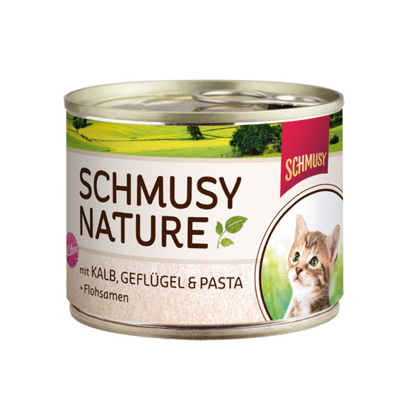 Schmusy Nature Katzenfutter Dosen, Bild 6