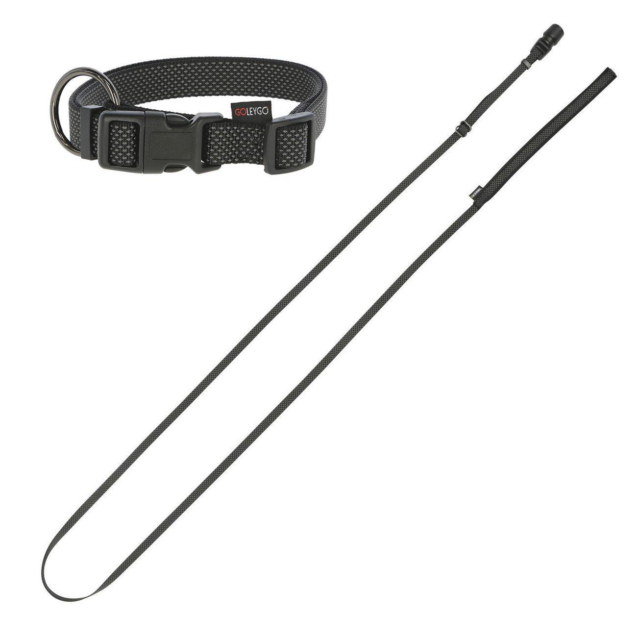 GoLeyGo Set 2.0 Flat Halsband + Leine, Bild 3