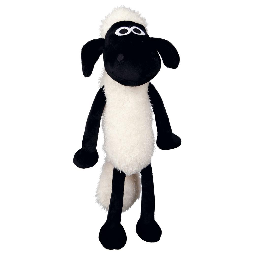 Trixie Shaun das Schaf Hundespielzeug aus Plüsch 36100, Bild 2