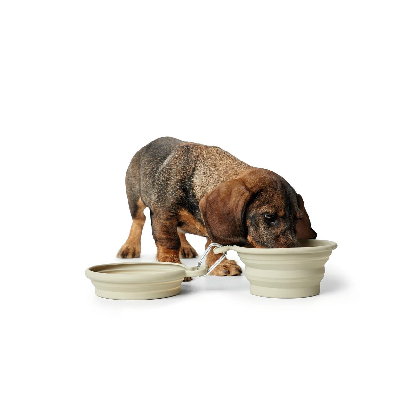 Hunter Silikon Reisenapf List für Hunde 65135, Bild 7
