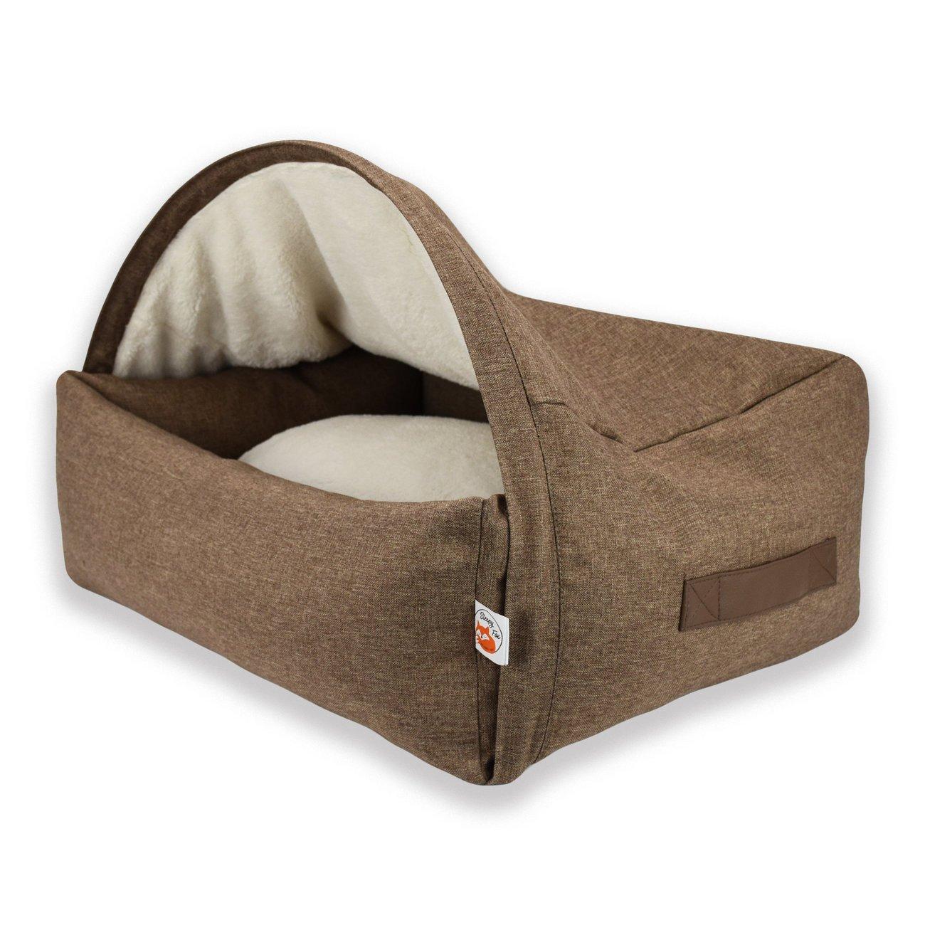 Sleepy Fox® Kuschelhöhlen Hundebett, Bild 2