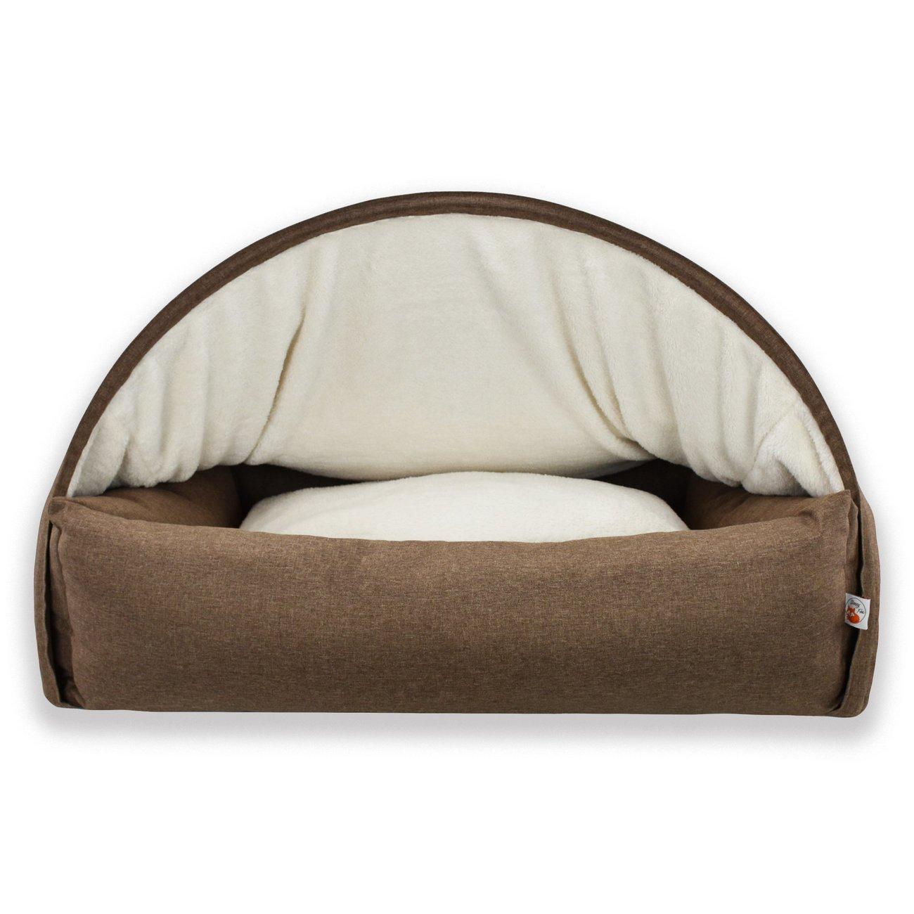 Sleepy Fox® Kuschelhöhlen Hundebett, Bild 4