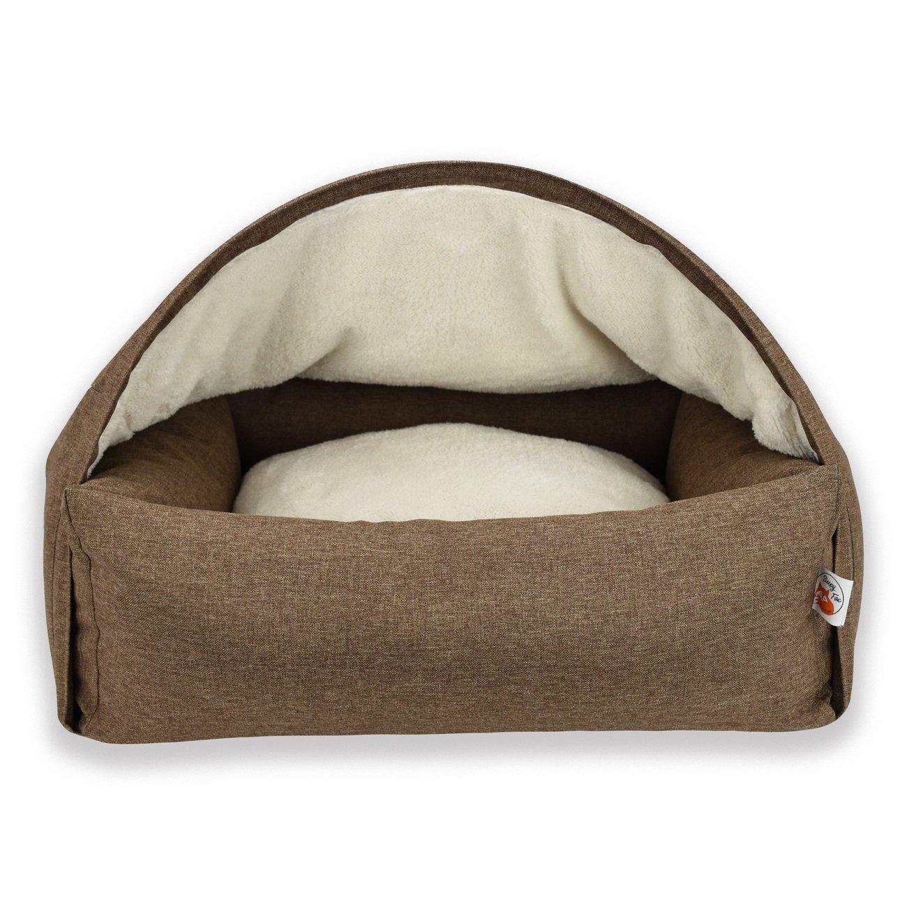 Sleepy Fox® Kuschelhöhlen Hundebett