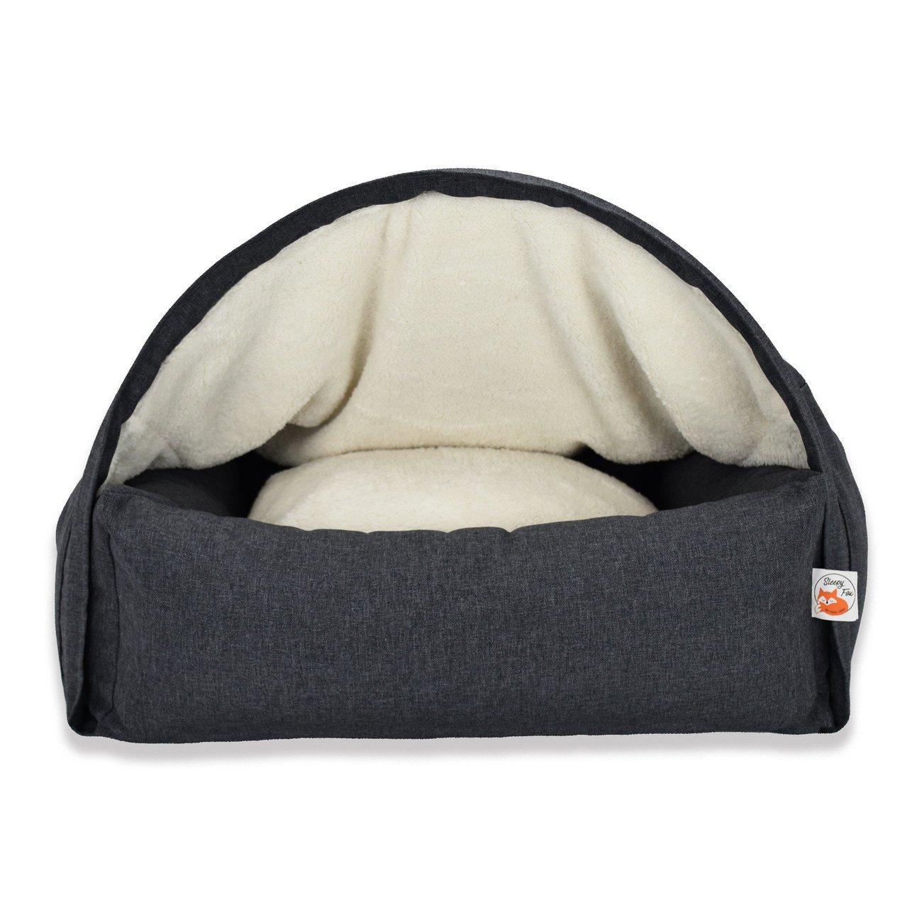 Sleepy Fox® Kuschelhöhlen Hundebett, Bild 8