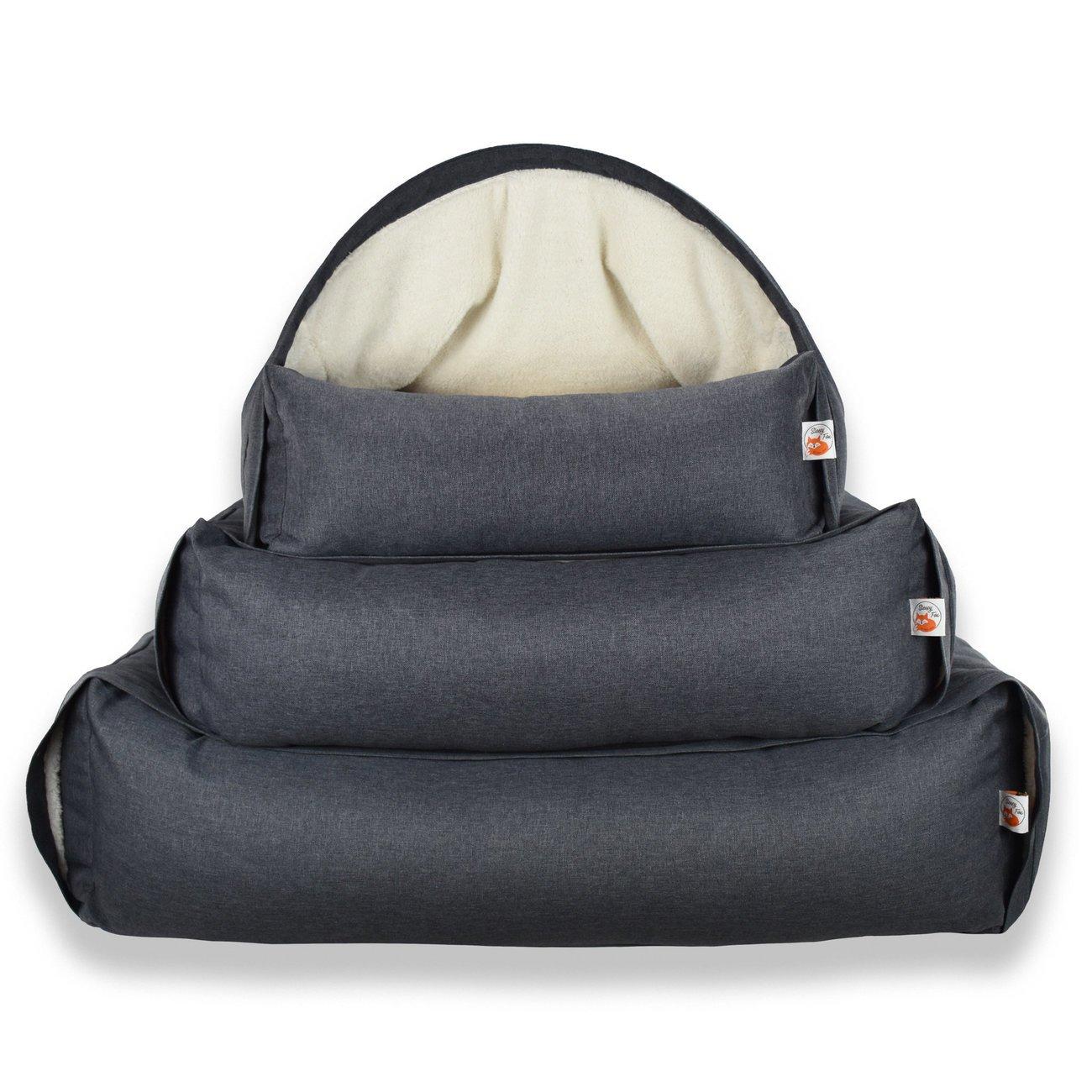 Sleepy Fox® Kuschelhöhlen Hundebett, Bild 9