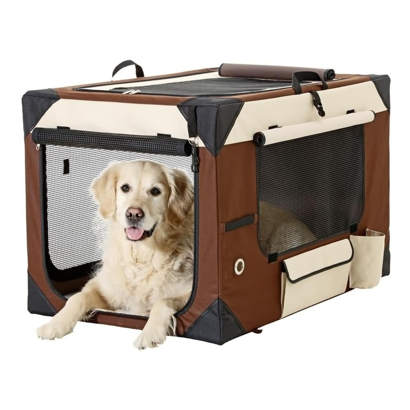 Karlie Smart Top Deluxe Hundebox Transportbox