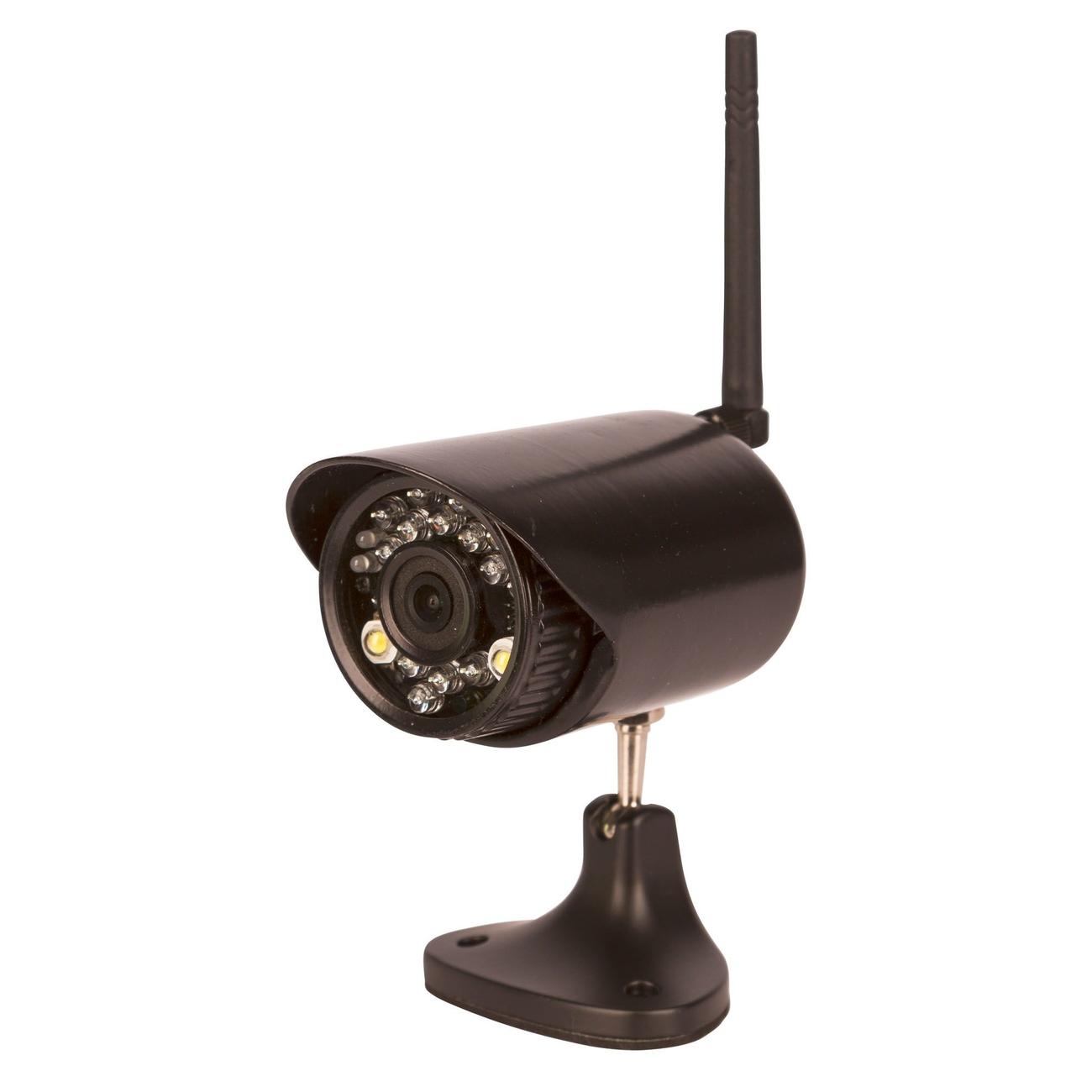 Kerbl Smartcam HD Akku Überwachungskamera für Pferdeanhänger und Hof, SmartCam Akku/HD