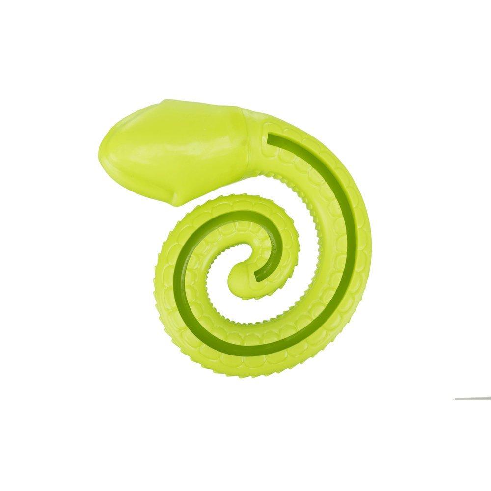 TRIXIE Snack-Snake Snackspielzeug für Hunde, eingerollt 34950, Bild 5