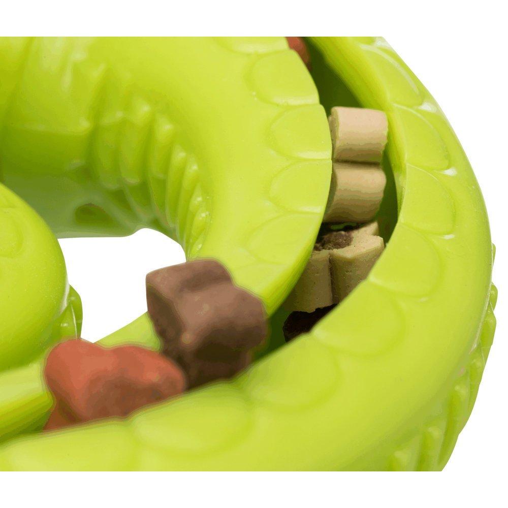 TRIXIE Snack-Snake Snackspielzeug für Hunde, eingerollt 34950, Bild 8