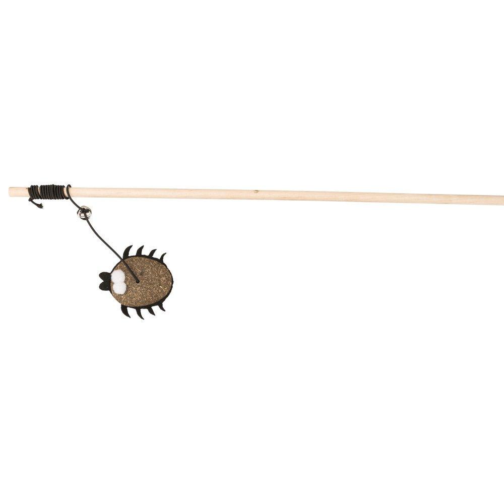 Trixie Spielangel mit Catnip-Spinne 45628