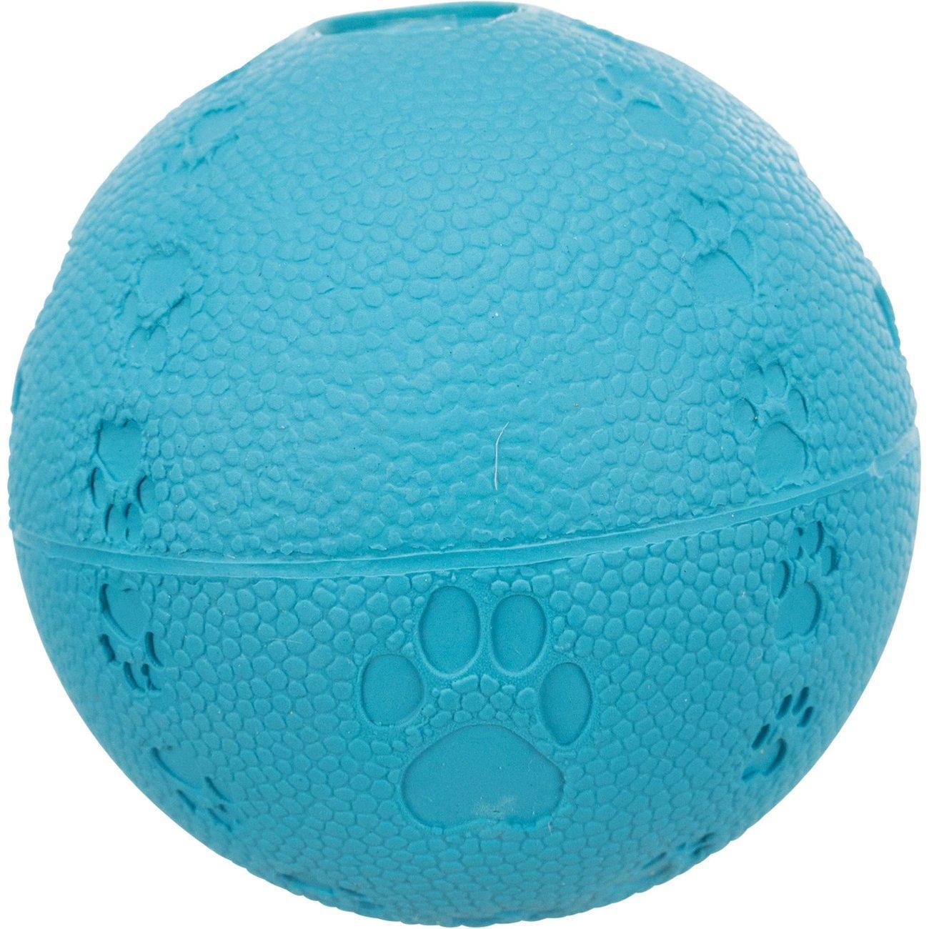 TRIXIE Spielball für Hunde aus Gummi mit Quietscher 34861, Bild 2
