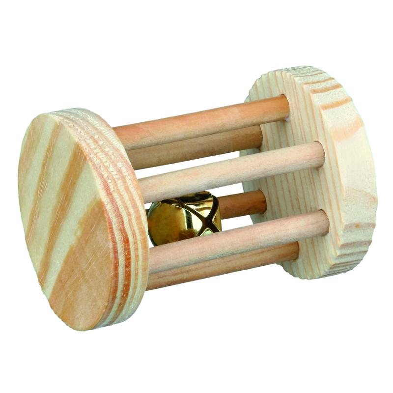 Trixie Spielrolle für Kleintiere, Holz, gross 6183, Bild 2