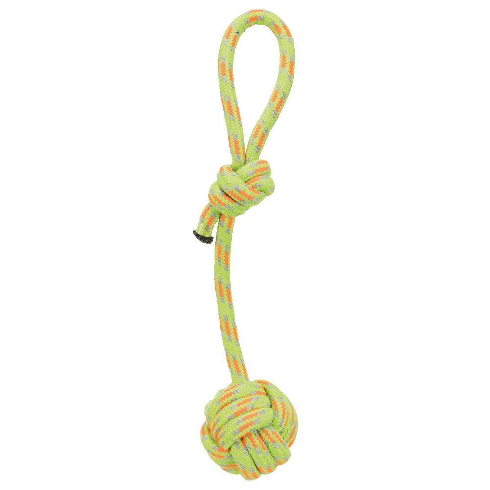 TRIXIE Spieltau mit eingeflochtenem Ball 35694