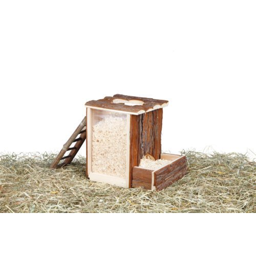 TRIXIE Spielturm und Buddelturm Hamster Maus Preview Image