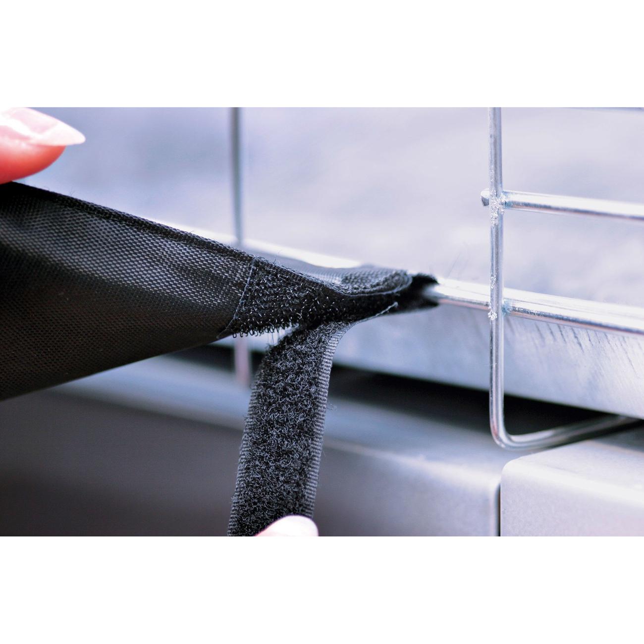 TRIXIE Stoßstangenschutz Stoßstangenschürze für das Auto 1346, Bild 3