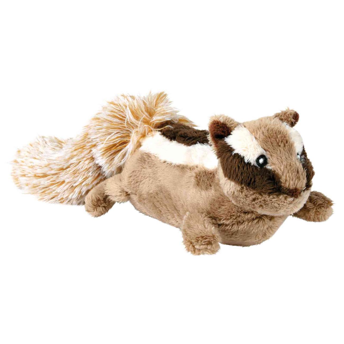 Trixie Streifenhörnchen aus Plüsch, 28 cm