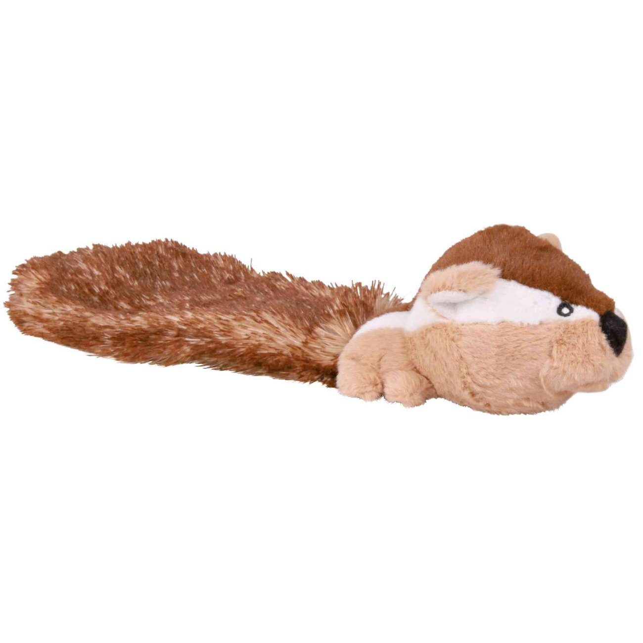 Trixie Schlenker-Streifenhörnchen Hundespielzeug, 30 cm