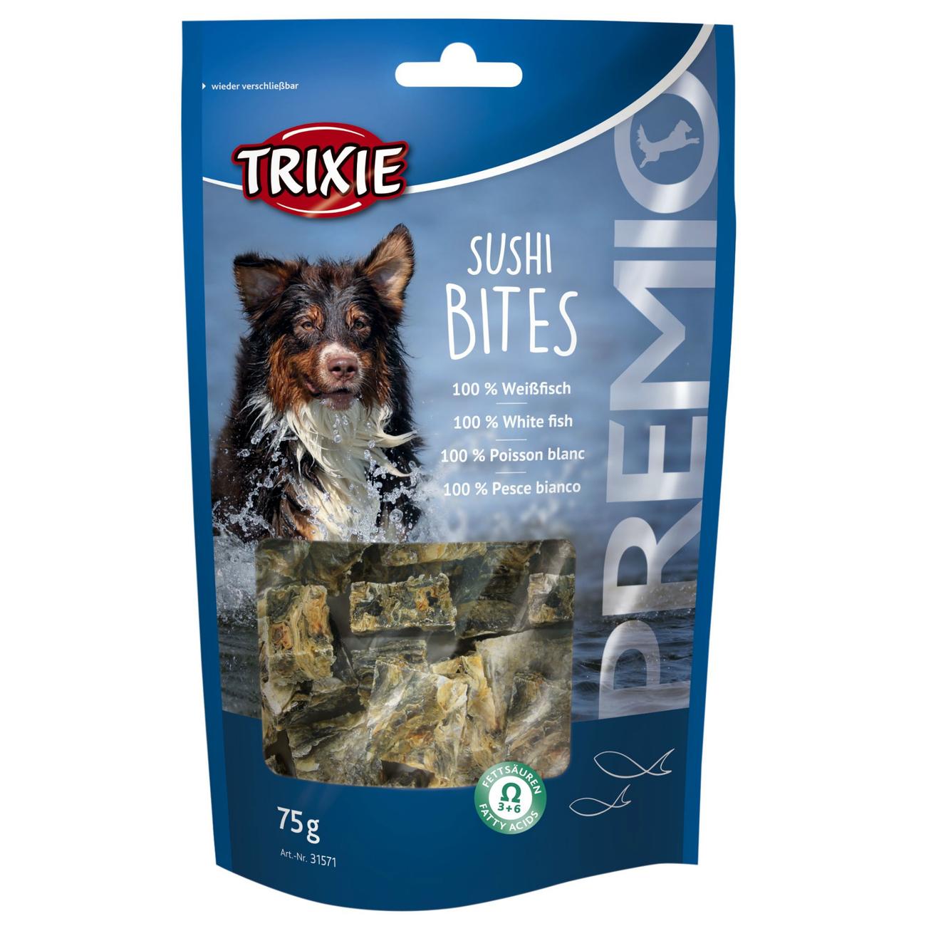 TRIXIE Sushi Bites Hunde Leckerlies 31571