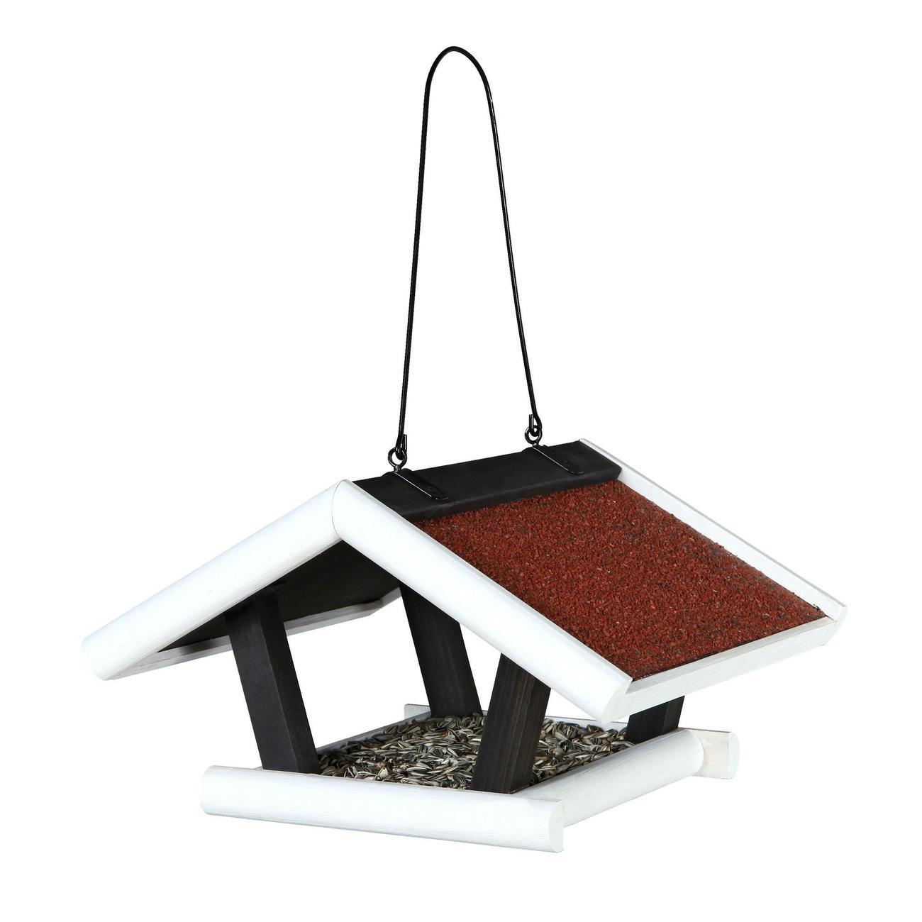 Trixie Natura Vogel Futterhaus zum Aufhängen