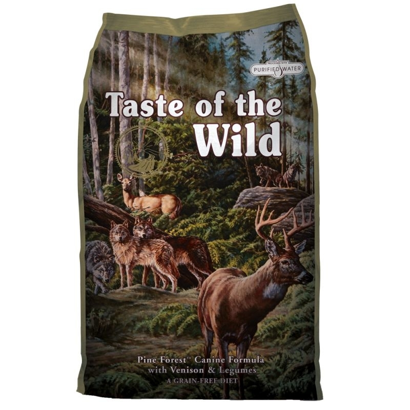 Taste of the Wild Pine Forest Hundefutter, Bild 2