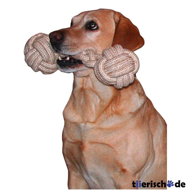 Kerbl Tau Hantel XXL Hundespielzeug, Bild 2