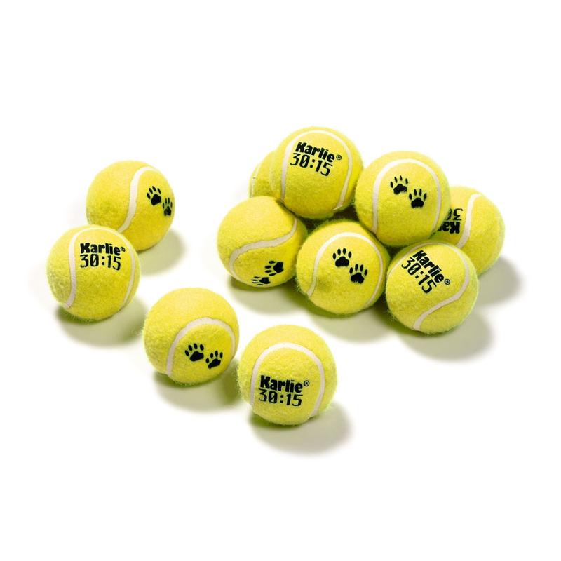 Karlie Tennisbälle für Hunde 12-er Set, Bild 2