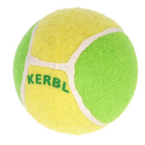 Kerbl Tennisball für Hunde Ø 8cm, Ø 8cm, gelb/grün