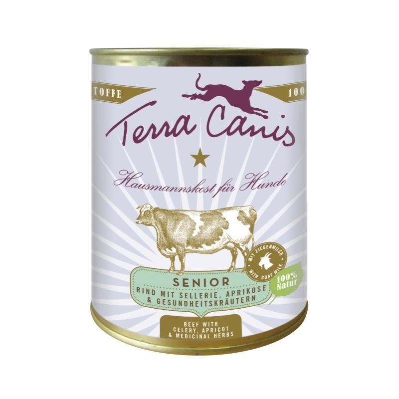 Terra Canis Senior Hundefutter, Bild 7