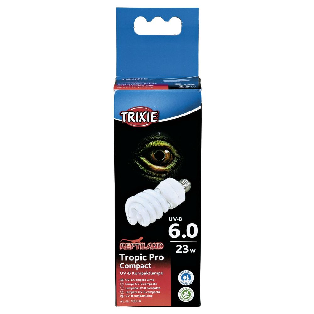 Trixie Terrarium Beleuchtung UV-B Lampe Tropic Pro 76034
