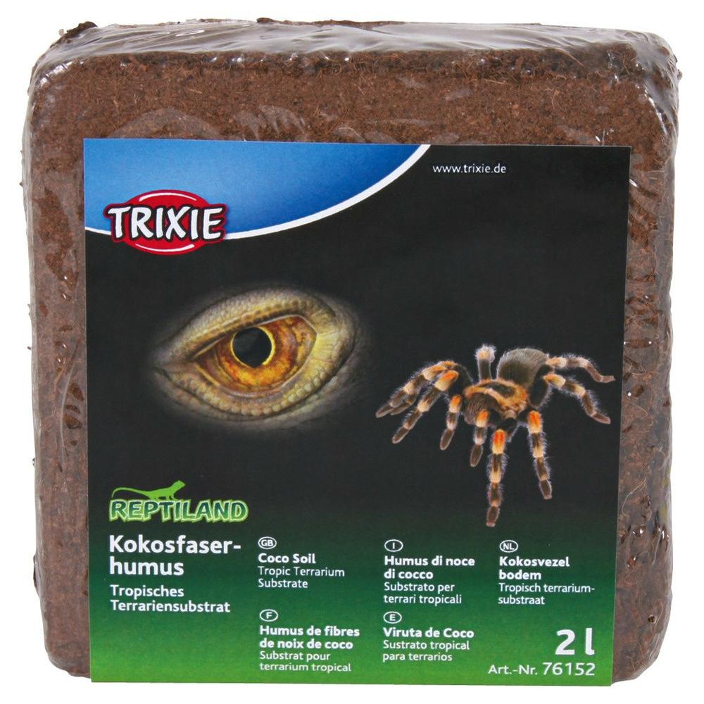 TRIXIE Terrarium Erde Kokosfaserhumus 76152, Bild 4