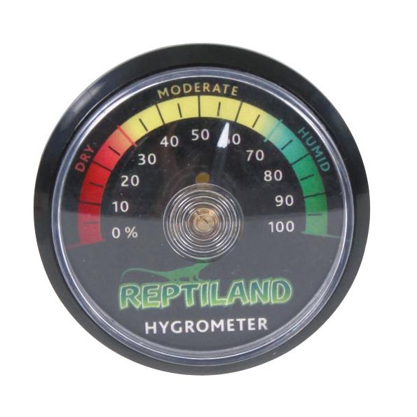 Trixie Terrarium Hygrometer, analog, ø 5 cm