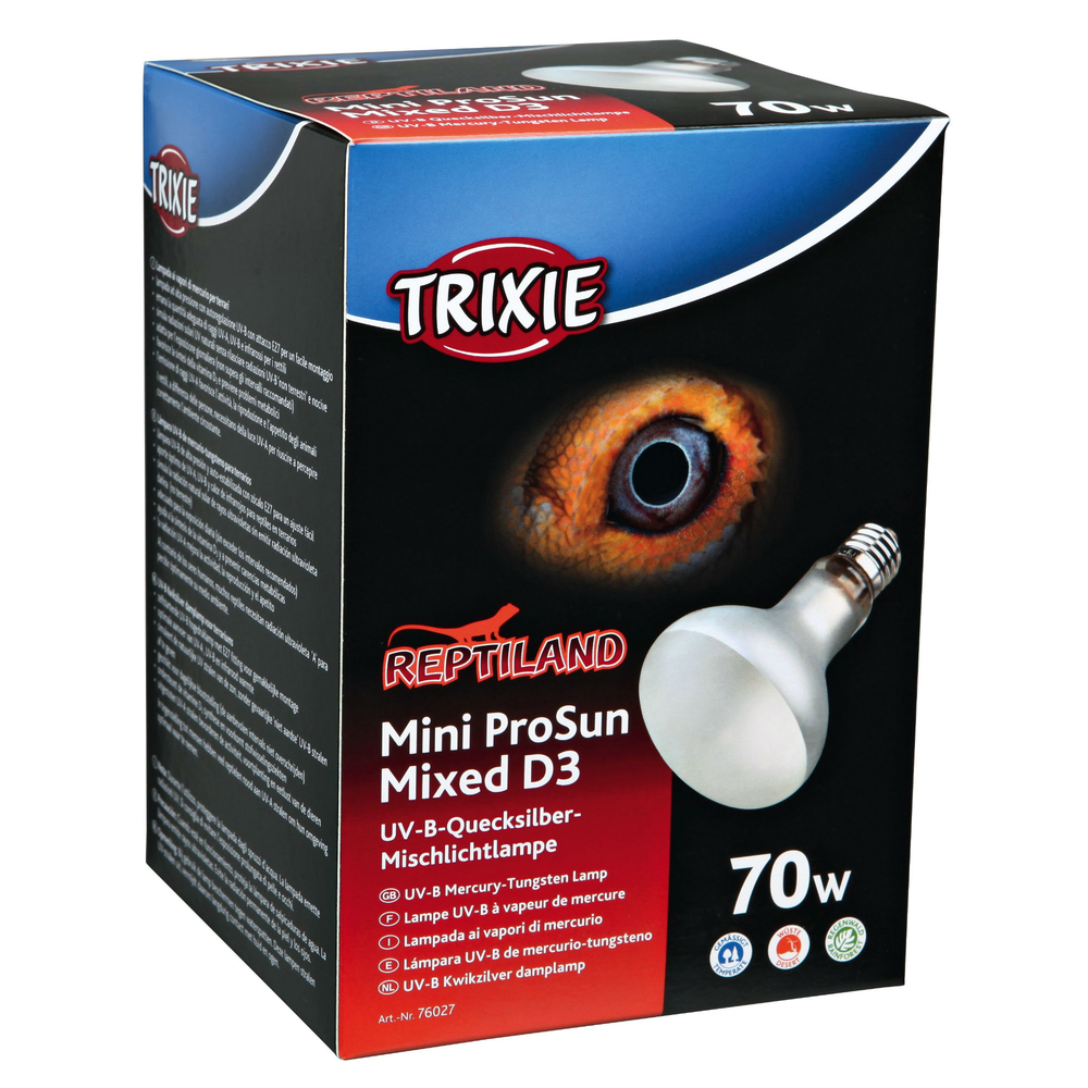 TRIXIE Terrarium UV Mischlicht Lampe ProSun, UV-B, selbststartend 76027, Bild 3