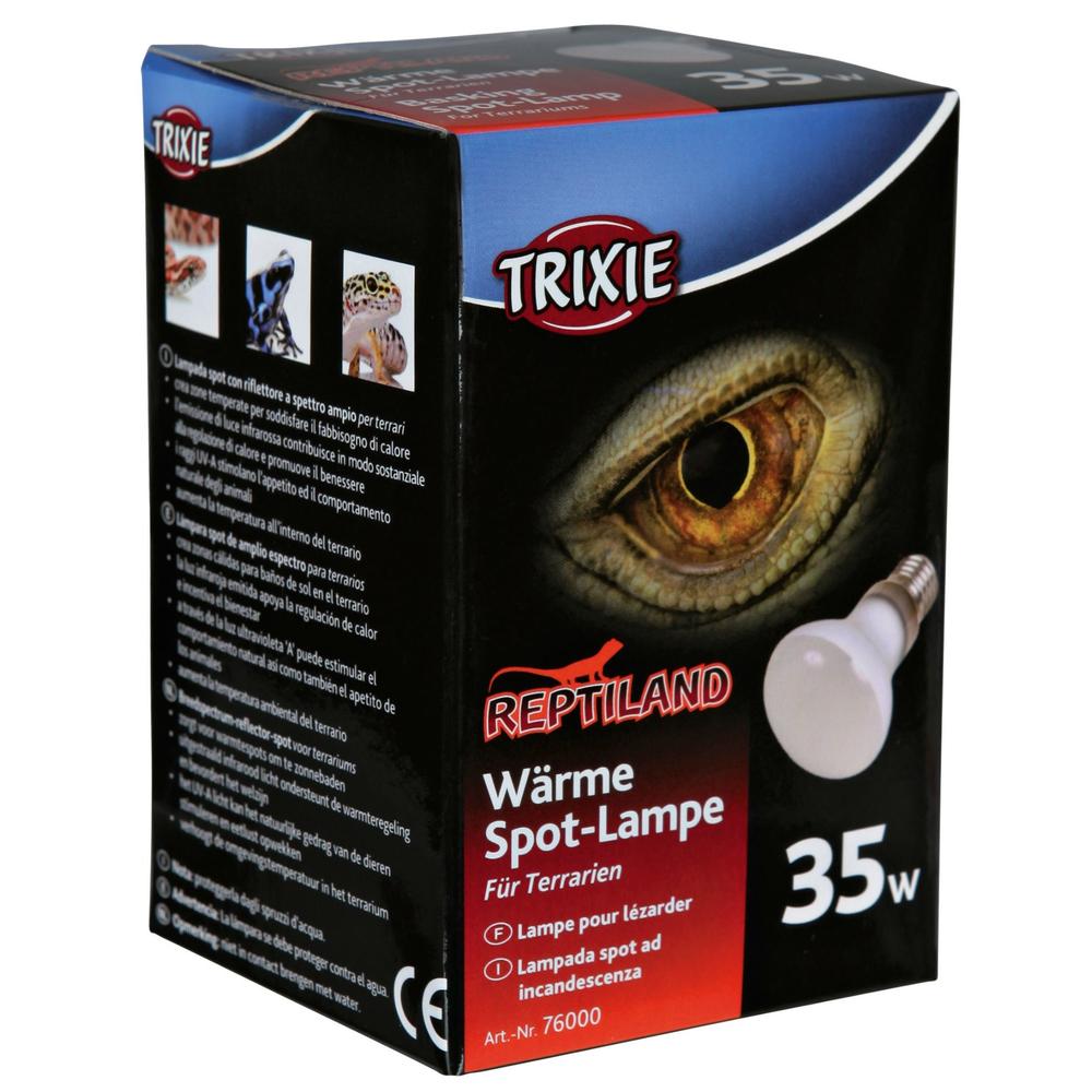 Trixie Terrarium Wärmelampe, R80, ø 63 × 100 mm, 35 W