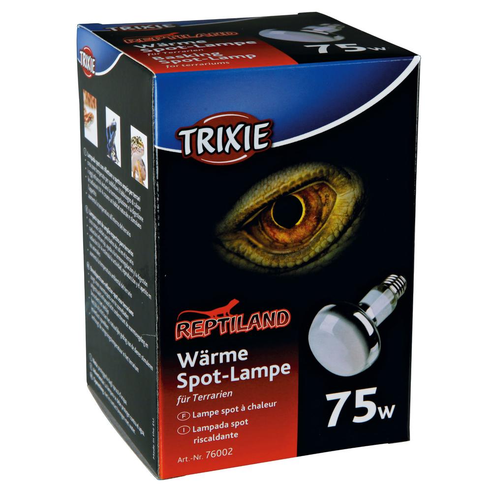 Trixie Terrarium Wärmelampe, R80, ø 63 × 100 mm, 75 W