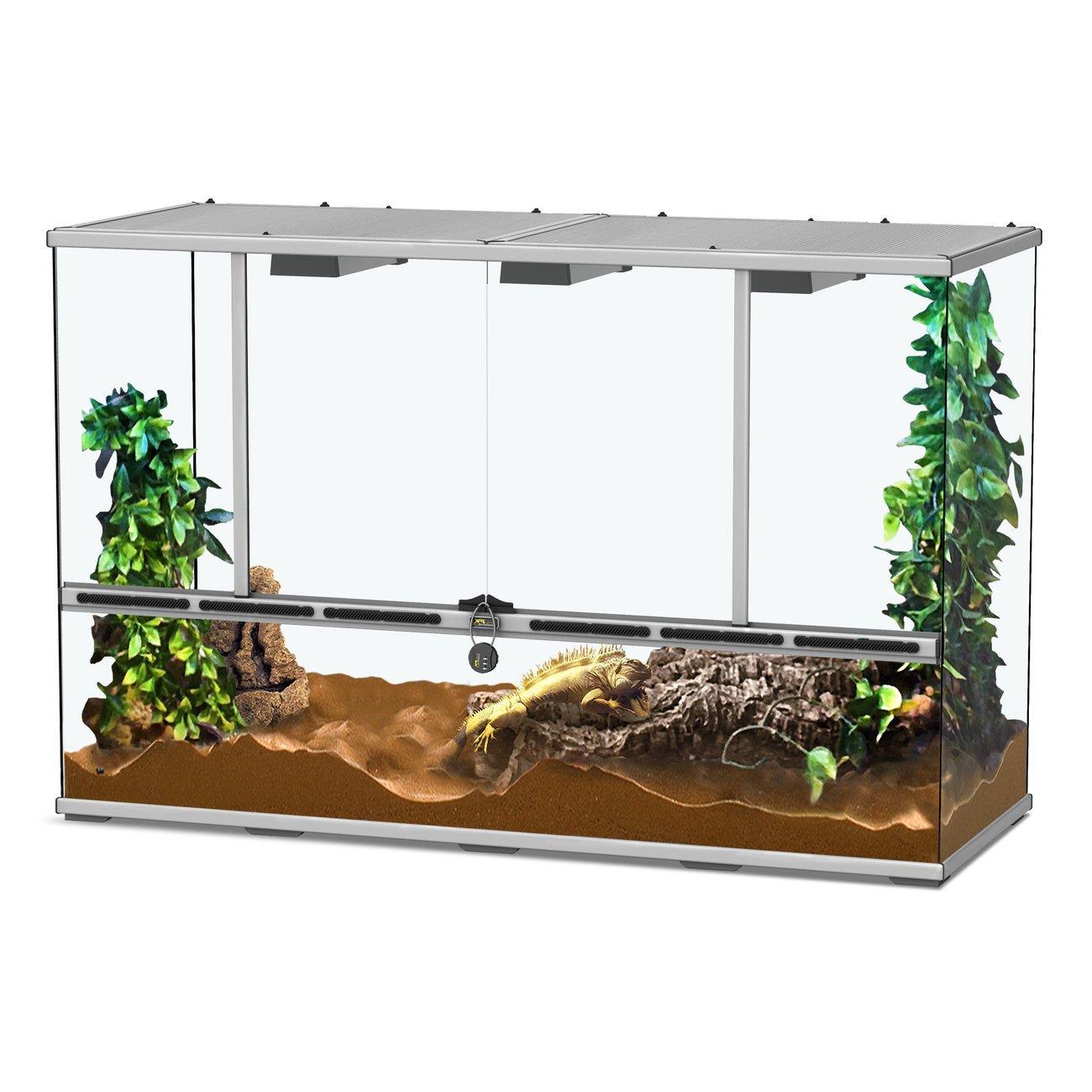 Aquatlantis Terratlantis Glasterrarium, 118x45x75cm