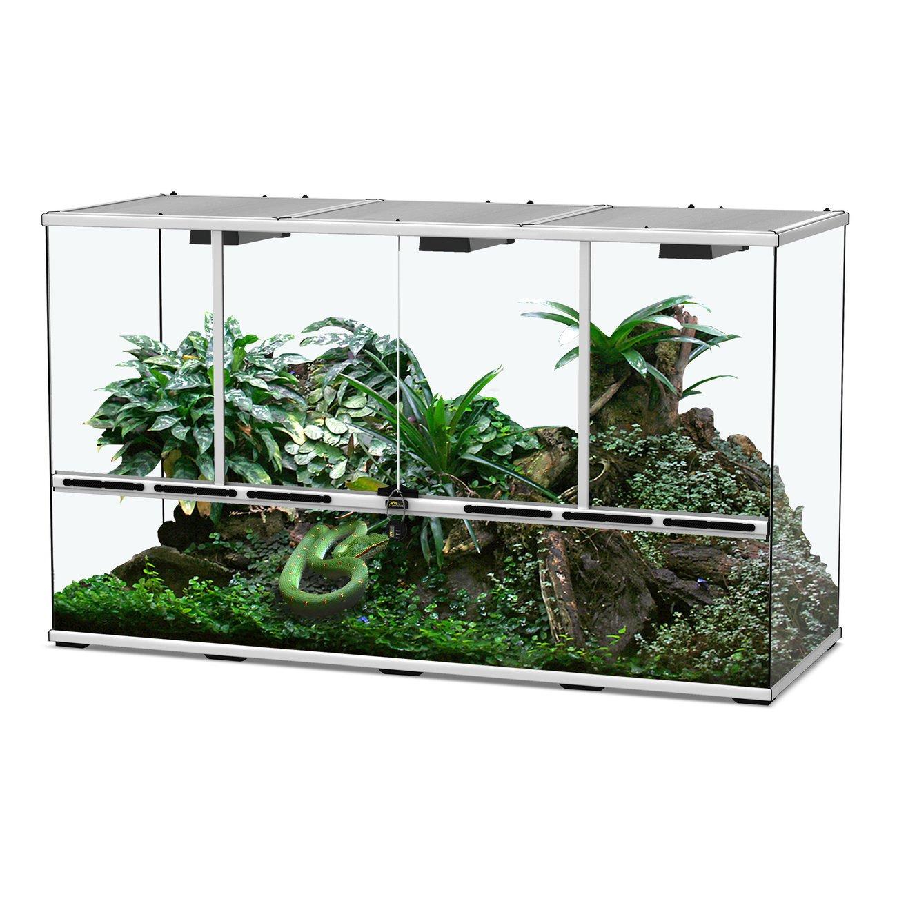 Aquatlantis Terratlantis Glasterrarium, 132x45x75cm