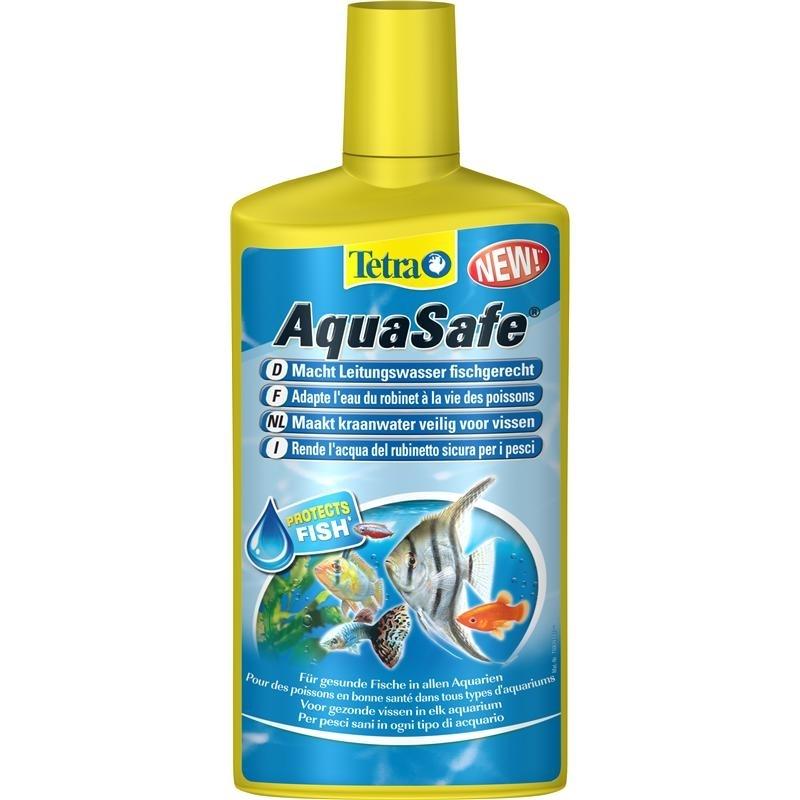 Tetra Aqua Safe Wasseraufbereitung, 100 ml
