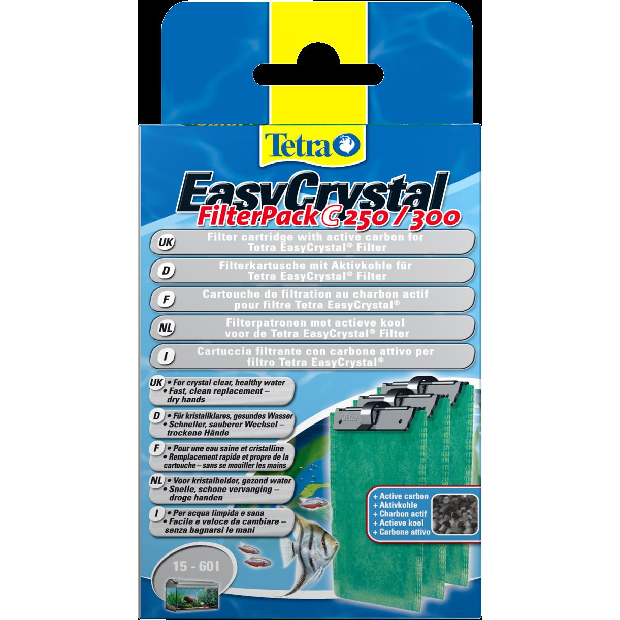 Tetra EasyCrystal Filterpack C250/300