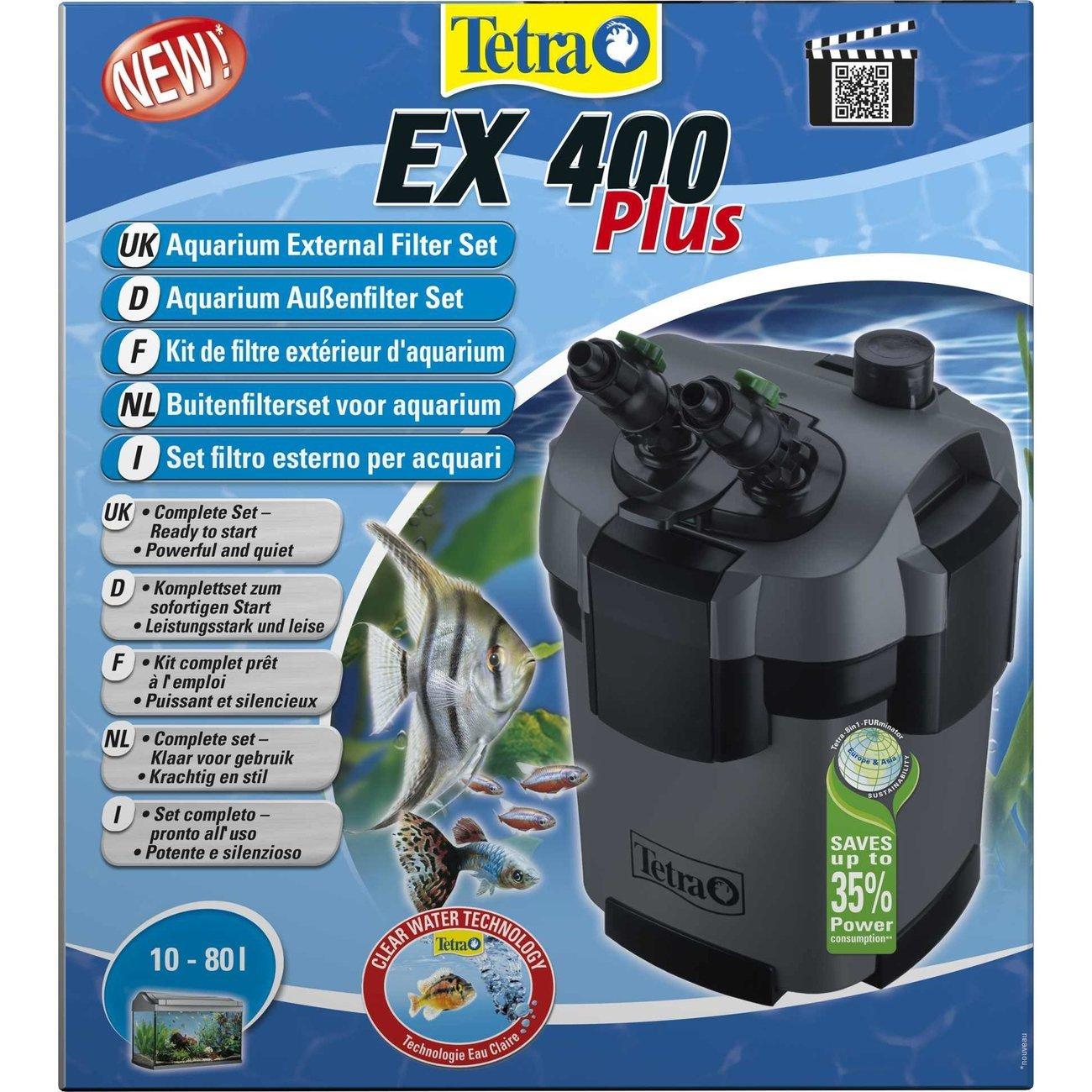 Tetra EX Plus Außenfilter, Bild 2