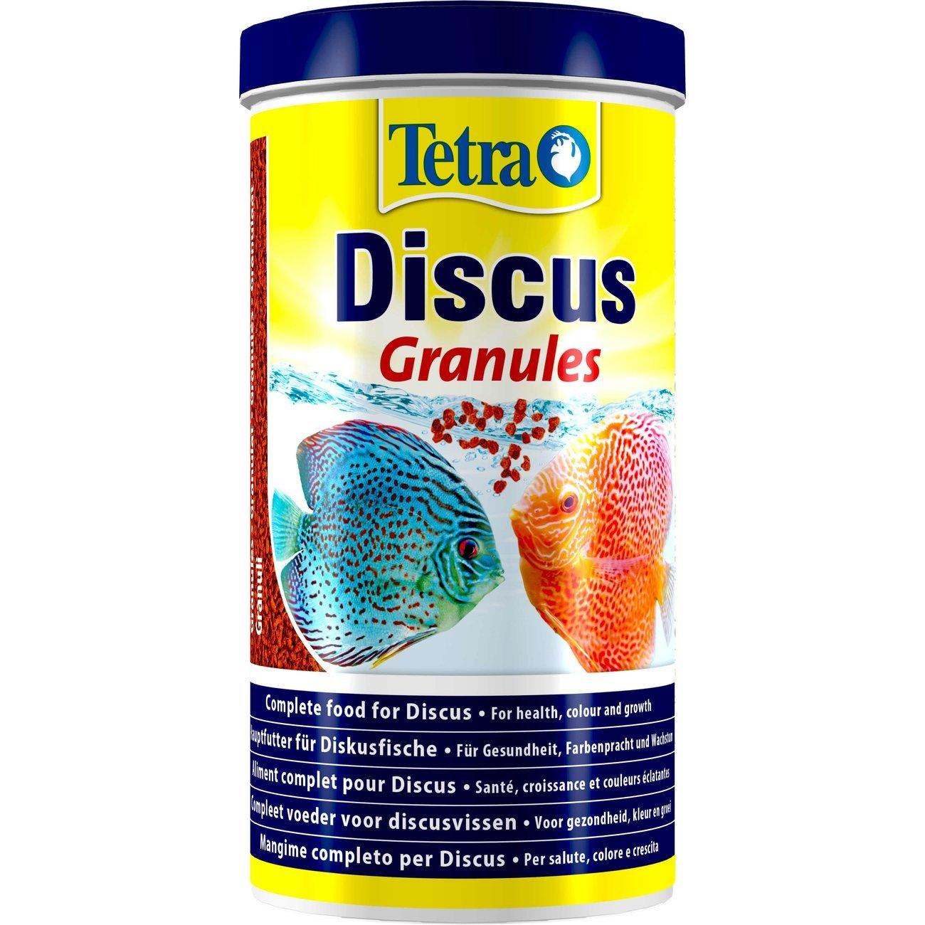 Tetra Granulat für Diskusfische