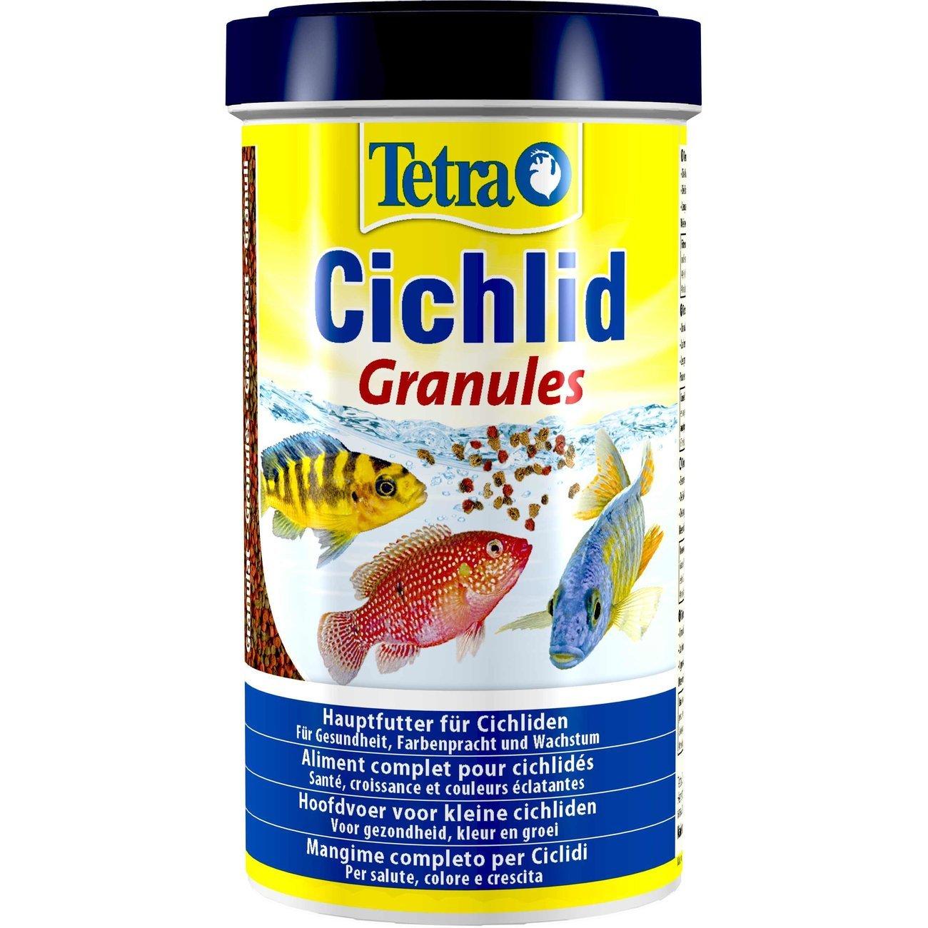 Tetra Granules Hauptfutter für mittelgroße Cichliden