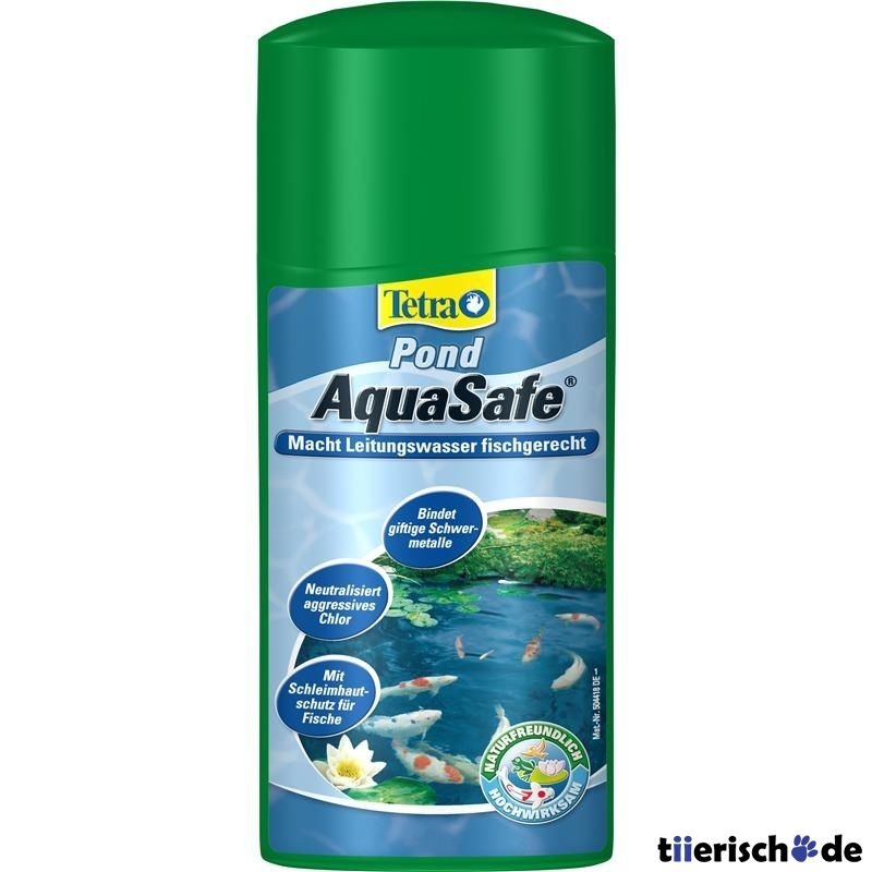 Tetra Pond AquaSafe, 250 ml