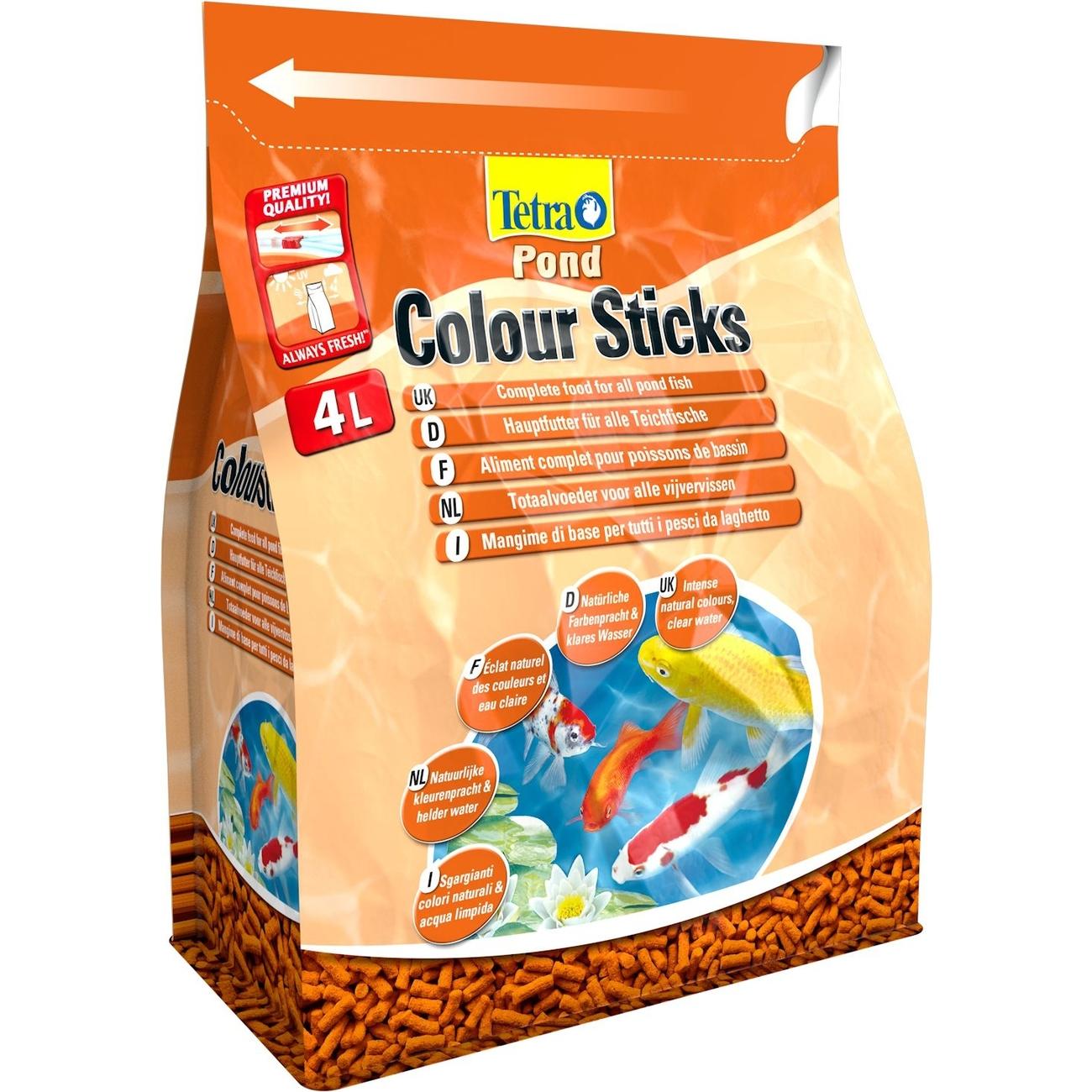 Tetra Pond Colour Sticks, Bild 2