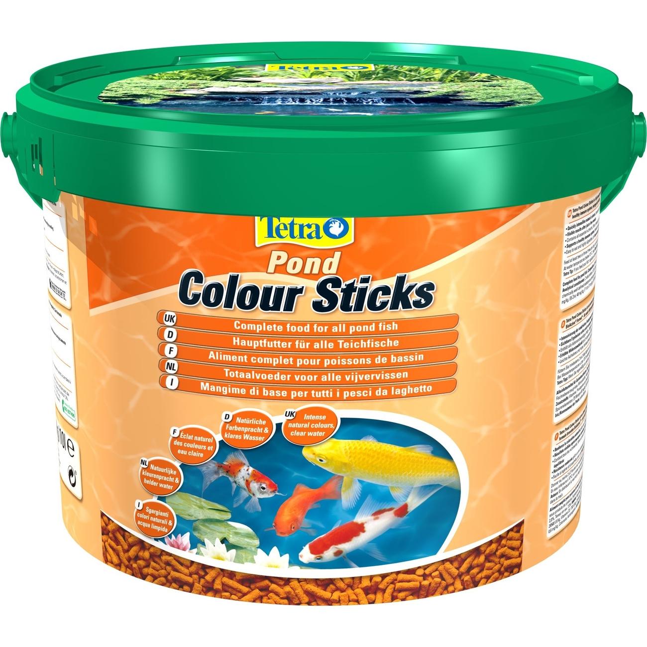 Tetra Pond Colour Sticks, Bild 3