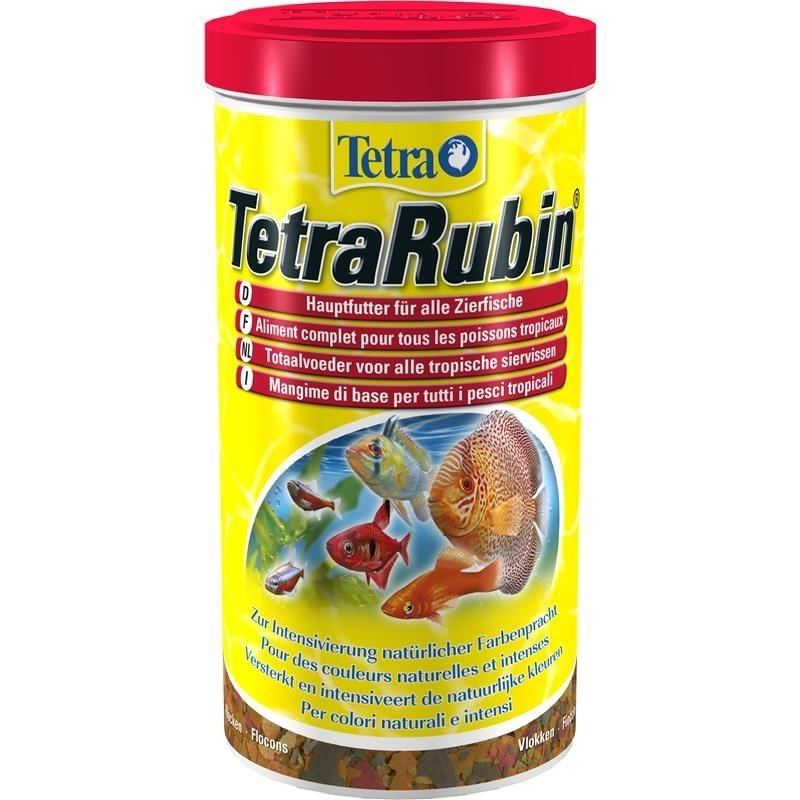 Tetra Rubin Hauptfutter für alle Zierfische, 250 ml