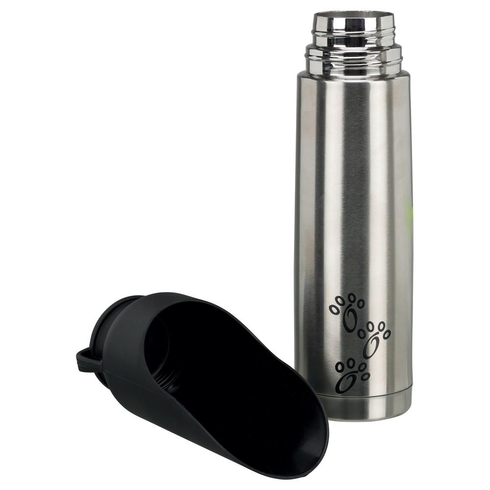 TRIXIE Thermoflasche mit Trinknapf 24608, Bild 2