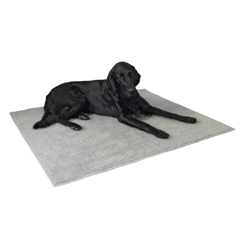 Kerbl Thermoteppich für Hunde, 125 x 80 cm