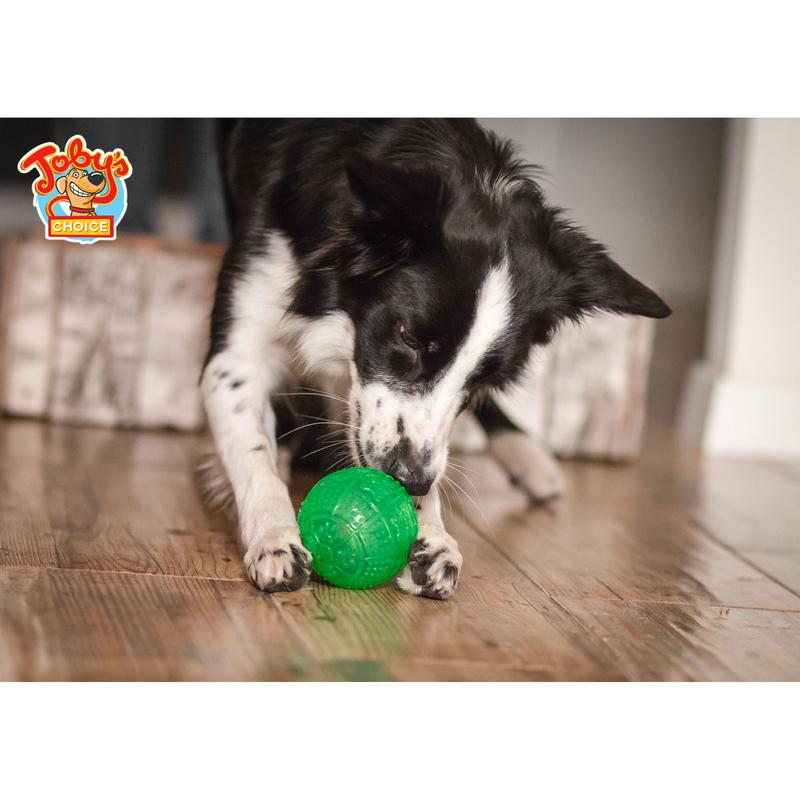 Toby's Choice Leckerchen Ball für Hunde, Bild 4
